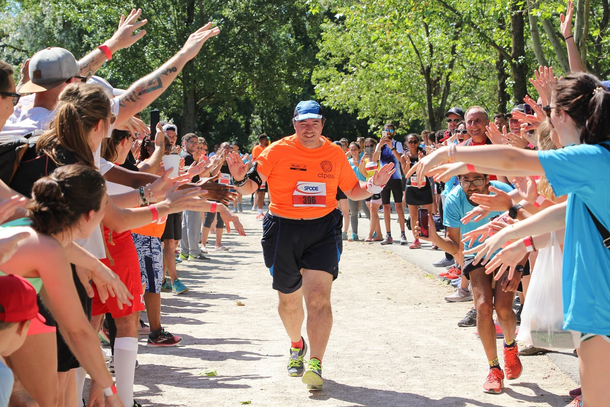 Photo Run'Eat - Le 10km des copains