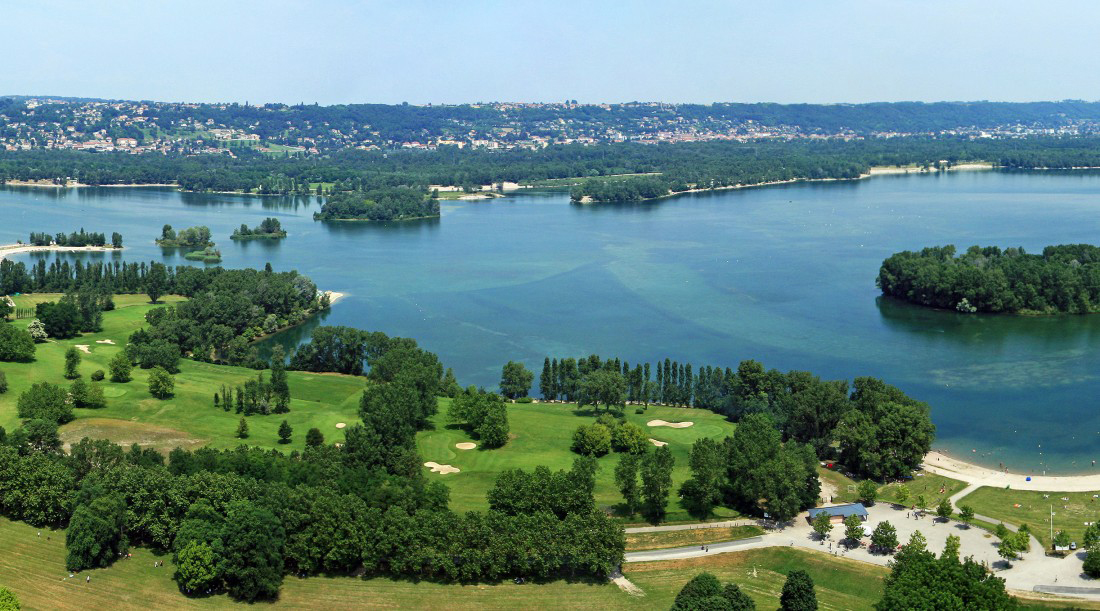 Parc de Miribel Jonage